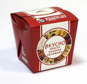 коробка wok