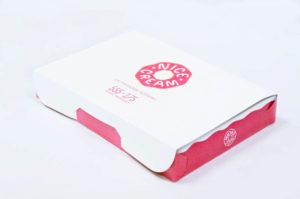 коробка для пончиков