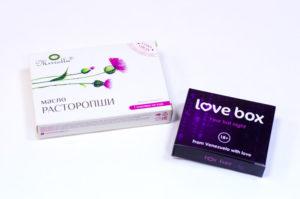 коробка для фармацевтики