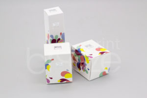Упаковка для косметики картон