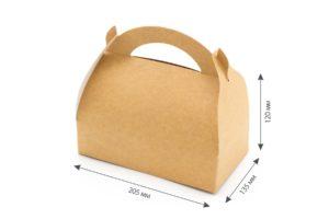 Упаковка Сундучок картон