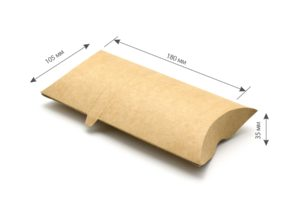 Коробка картон шаверма