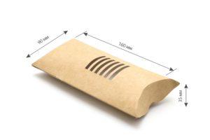 Упаковка крафт шаверма