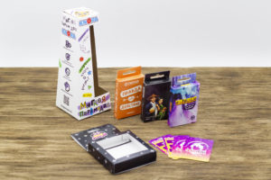 картонная упаковка игры печать