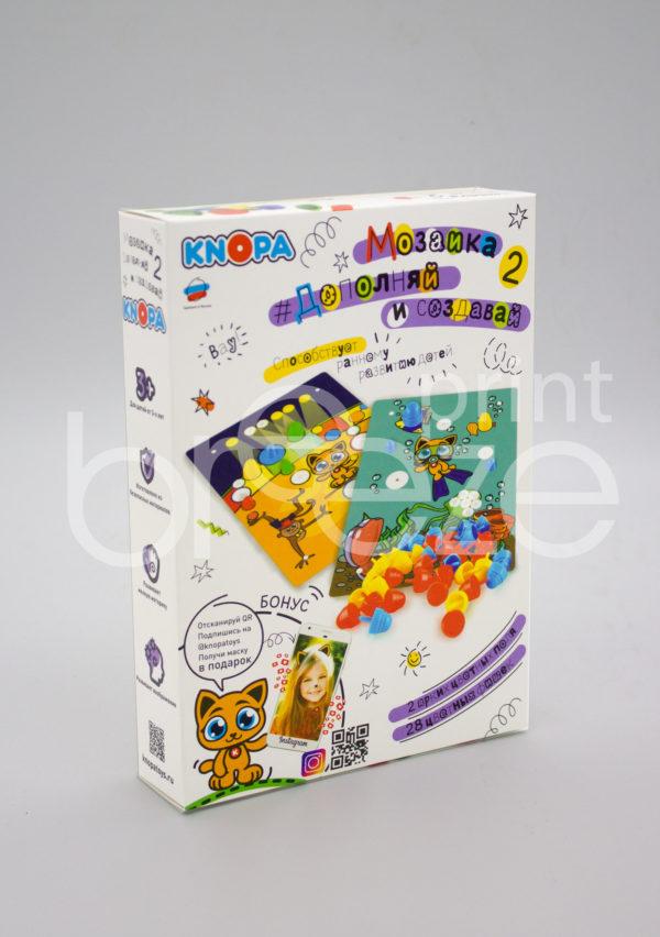 печать упаковка игры