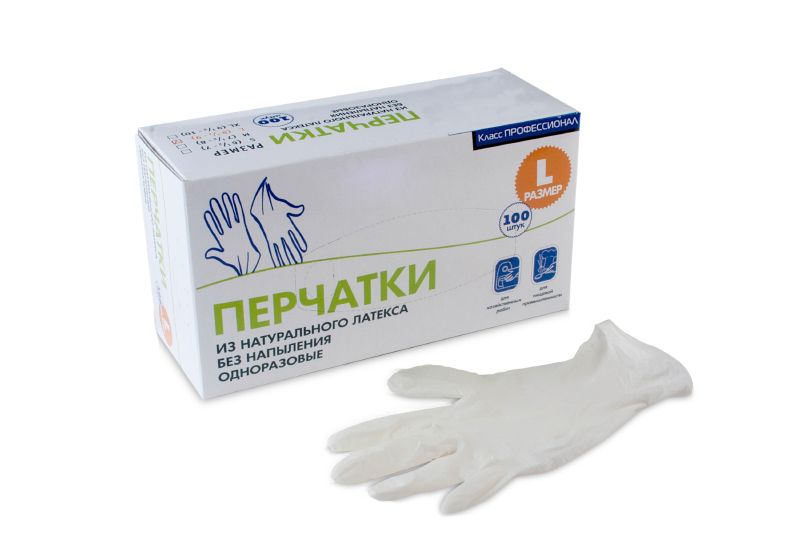 печать упаковки перчатки